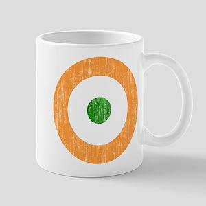 India Roundel Aged Mug