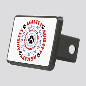 Agility Circle Rectangular Hitch Cover