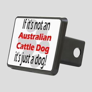 not australian cattle Rectangular Hitch Cover