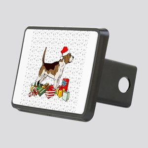 Beagle Pup Rectangular Hitch Cover