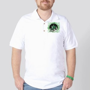Oliver Tractor Golf Shirt