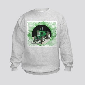 Oliver Tractor Kids Sweatshirt
