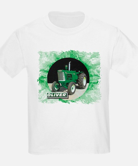 Oliver Tractor Kids T-Shirt
