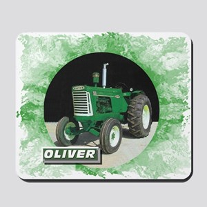 Oliver Tractor Mousepad