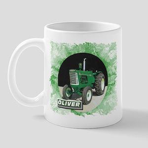 Oliver Tractor Mug