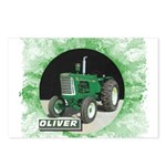 Oliver Tractor Postcards (Package of 8)