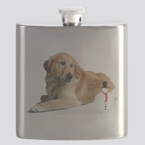 Golden holiday-1 Flask