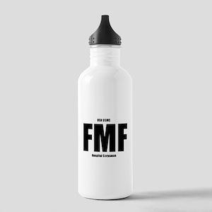 FMF NEC Stainless Water Bottle 1.0L