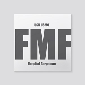 """FMF NEC Square Sticker 3"""" x 3"""""""