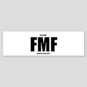 FMF NEC Sticker (Bumper)