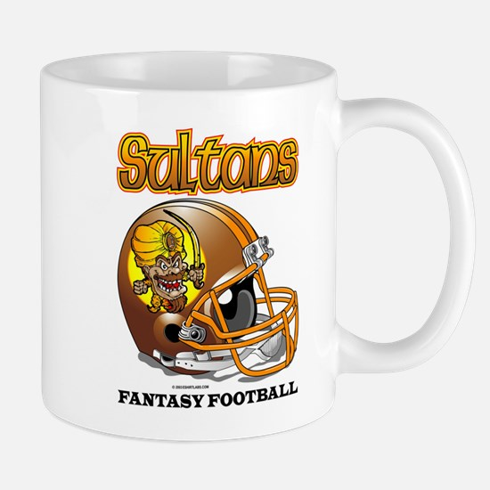 Fantasy Football - Sultans Mug