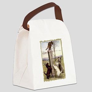 terriers-1 sq corrected crosshatch edge Canvas