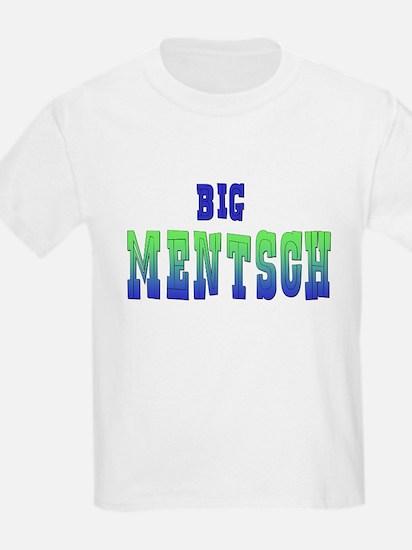 Big Mentsch Kids T-Shirt
