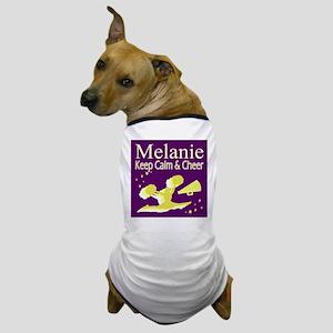 LOVE CHEERING Dog T-Shirt