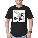 Dance Fitted Dark T-Shirts
