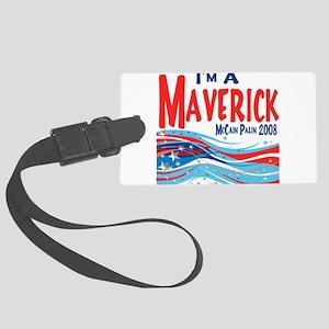 maverick bumper2 Large Luggage Tag
