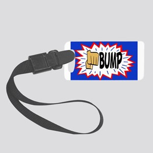 bump5 copy Small Luggage Tag