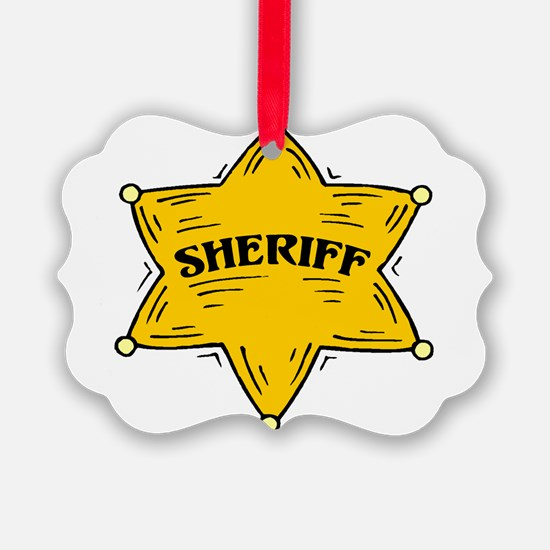 SHERIFF BADGE black.png Ornament