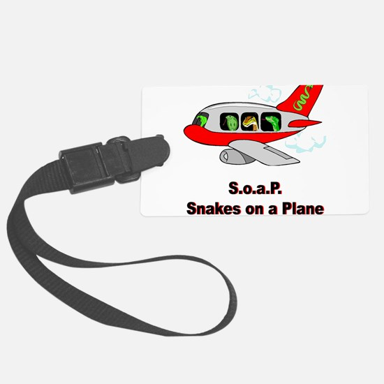 snake passengers.png Luggage Tag