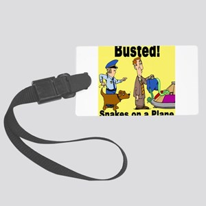 busted SOAP4 Large Luggage Tag