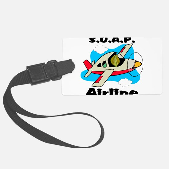 SOAP Airline.png Luggage Tag