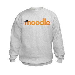 Moodle Logo Sweatshirt