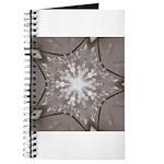 Ice Diamonds Notebook