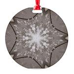 Ice Diamonds Ornament