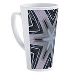 roads 6pt 17 oz Latte Mug