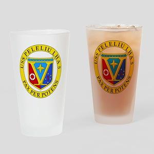 US Navy USS Peleliu LHA 5 Drinking Glass