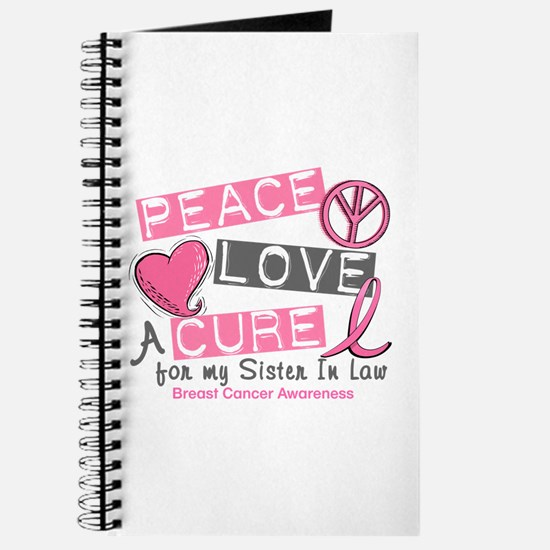 Peace Love A Cure For Breast Cancer Journal