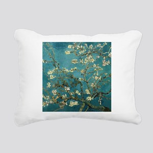Van Gogh Almond Branches In Bloom Rectangular Canv