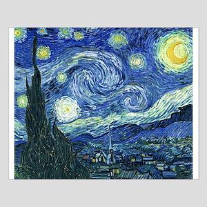 Van Gogh Starry Night Small Poster