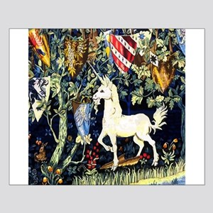 William Morris Unicorn Small Poster