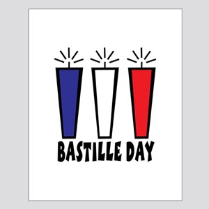 Bastille Day Small Poster