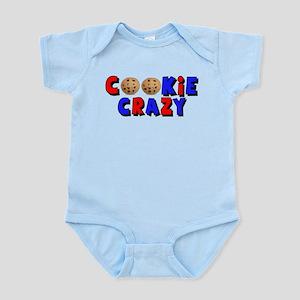 Cookie Crazy Infant Bodysuit