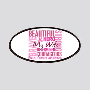 Tribute Square Breast Cancer Patches