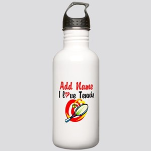 I LOVE TENNIS Stainless Water Bottle 1.0L