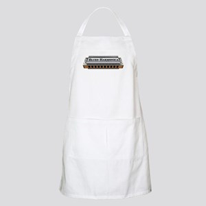 Blues Harmonica Apron