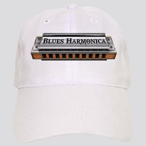 Blues Harmonica Cap