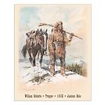 William Sublette - 16x20 poster