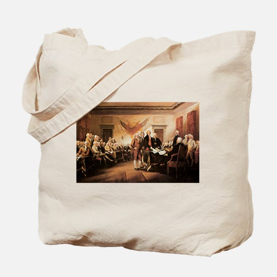 John Trumbull The Declaration of Independence Tote