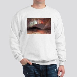 Frederic Edwin Church Aurora Borealis Sweatshirt