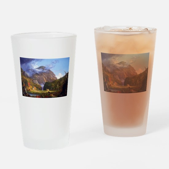 Thomas Cole A View Of The Mountain Pass Drinking G