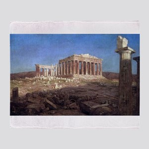 Frederic Edwin Church The Parthenon Stadium Blank