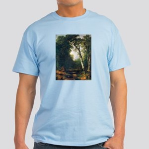 A creek in the woods Light T-Shirt
