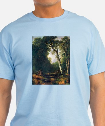 A creek in the woods T-Shirt