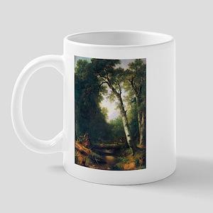 A creek in the woods Mug