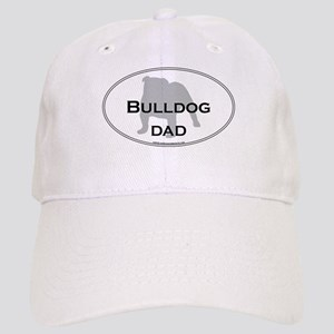 Bulldog DAD Cap