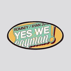 Yes We Cayman! Patches
